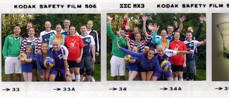 SSC Karlsruhe Mixed 3 Saisonvorbereitung 2015-16 - Vorbereitungsturnier Wettersbach