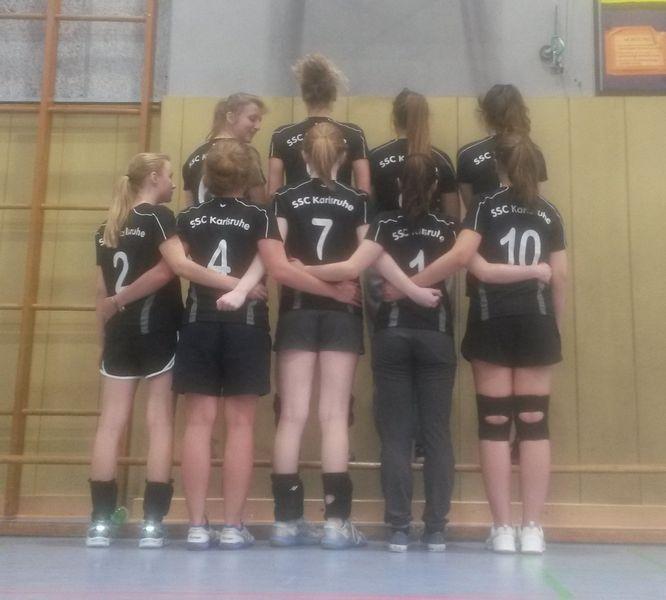 Zweiter Spieltag der U20 in Ketsch-Brühl