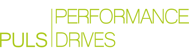 PULS PERFORMANCE DRIVES Logo