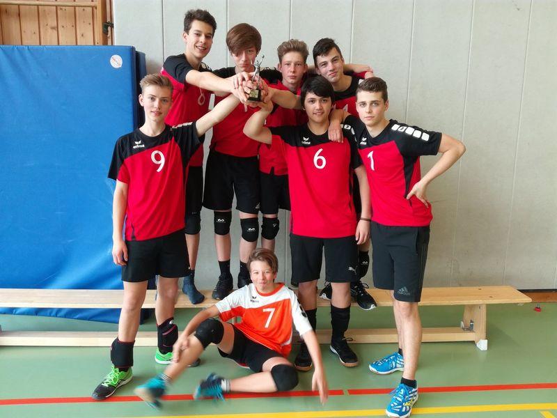 Jugendverbandspokal U18m in Sinsheim