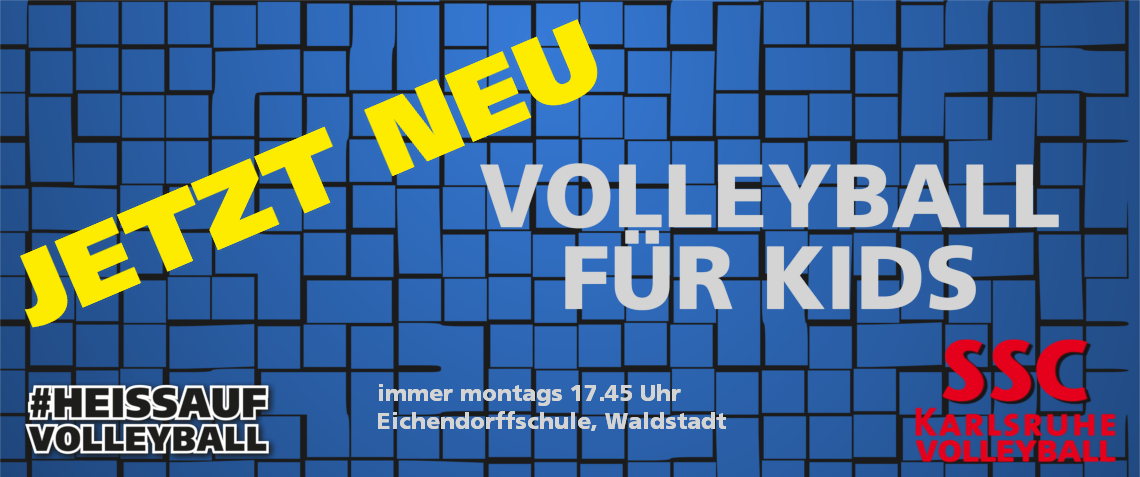 Volleyball für Kids Teaser