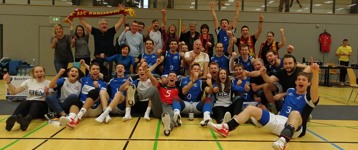 Sieg in Hammelburg