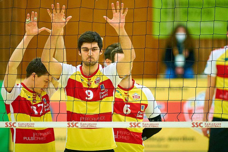 Entschlossenheit beim SSC Karlsruhe