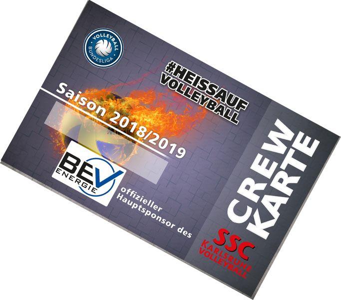CrewCard 2018-19