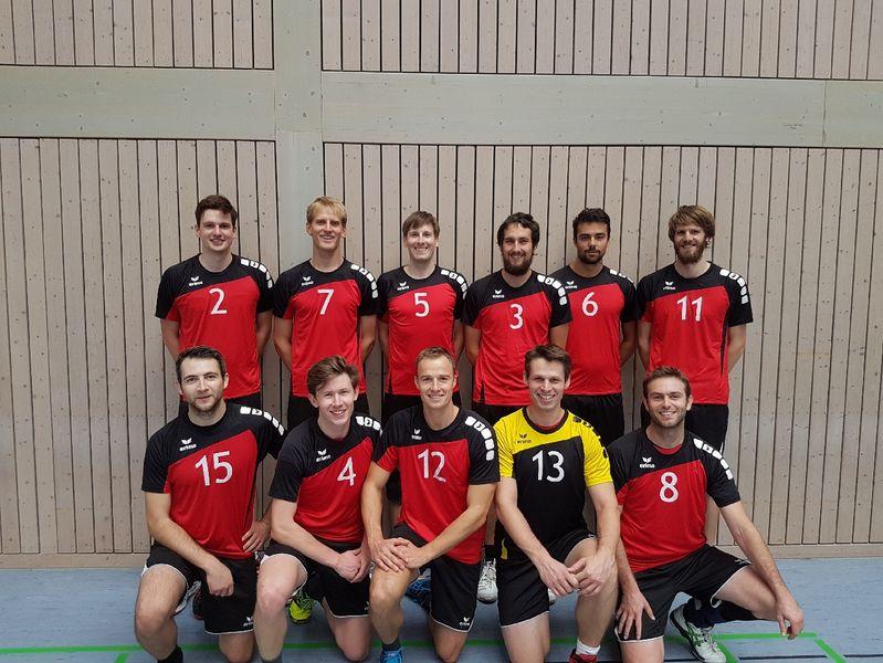 Mannschaft in Ötigheim