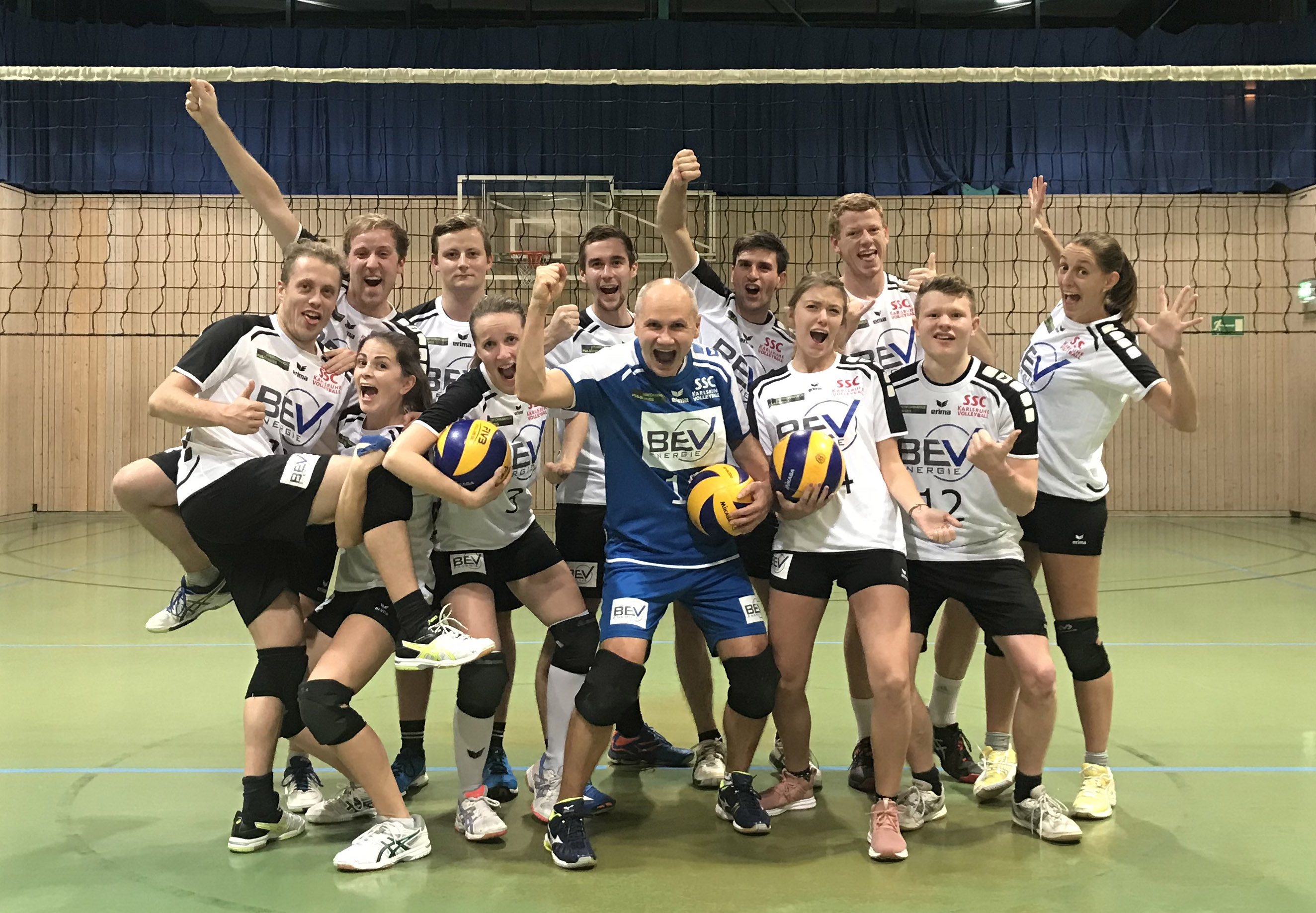 karlsruhe volleyball
