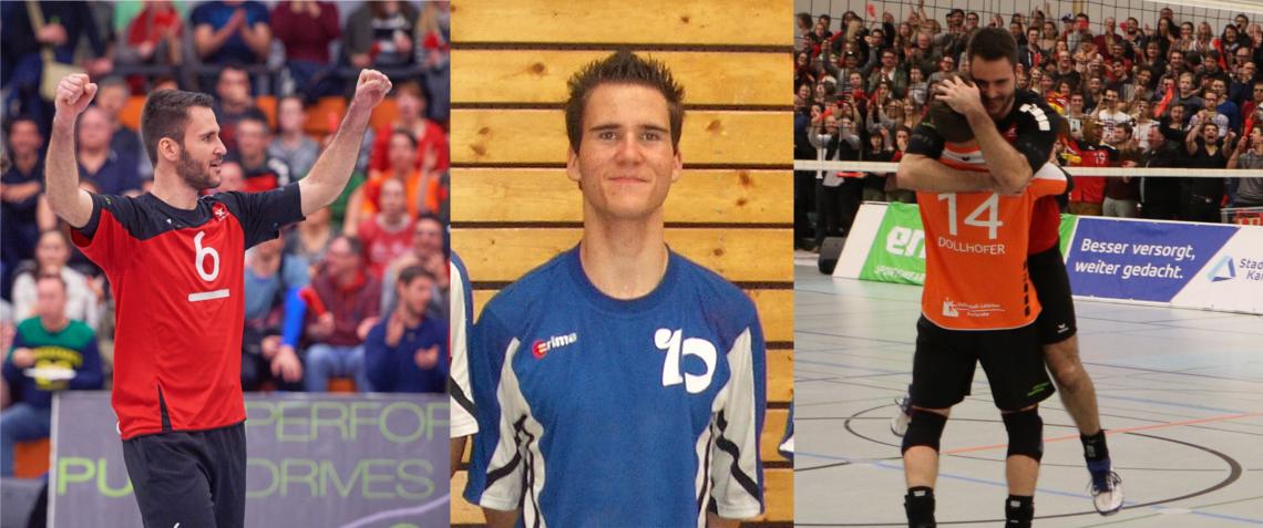 Marko Kienast - Volleyball-Gott