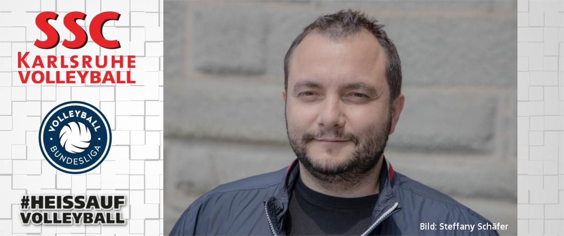 Antonio Bonelli wird Trainer beim SSc Karlsruhe