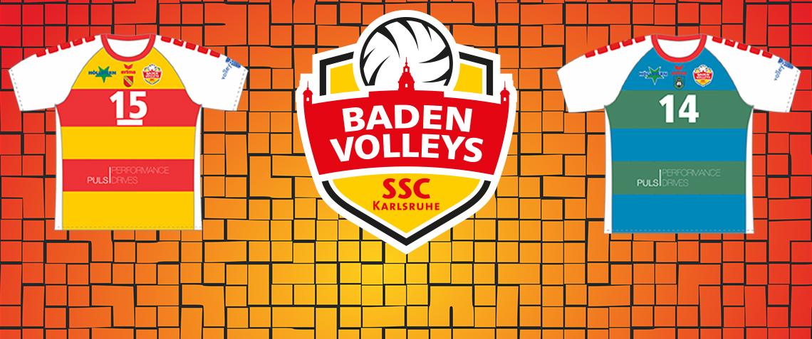 BADEN VOLLEYS SSC Karlsruhe 1
