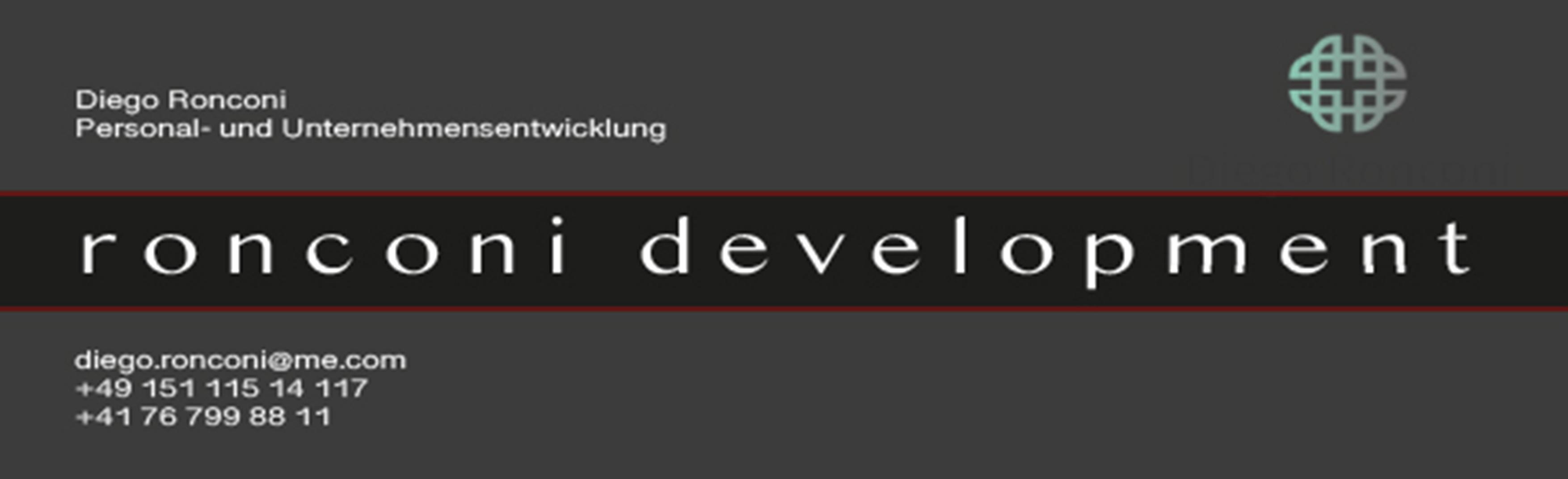 ronconi development Logo