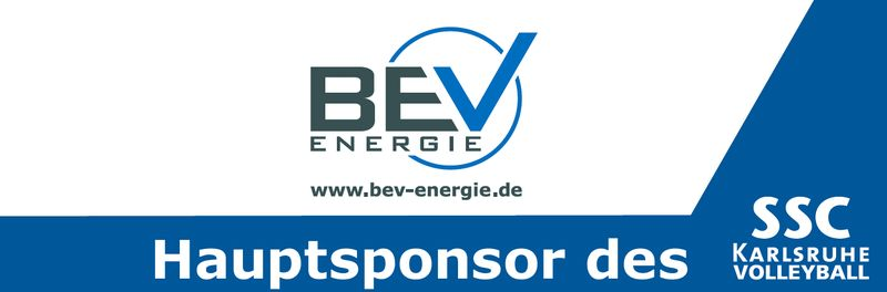 BEV Hauptsponsor