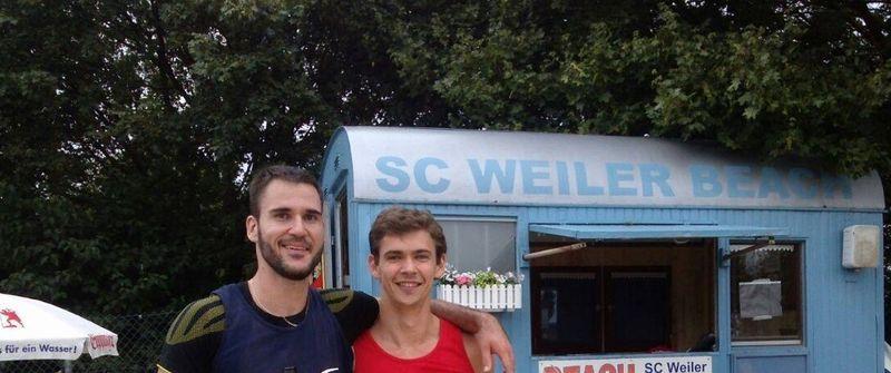 Marko Kienast gewinnt sein zweites Turnier der Saison
