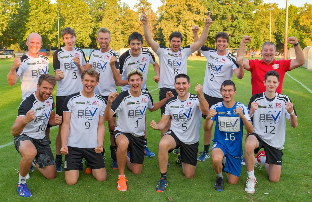 BADEN VOLLEYS Verbandsliga Männer