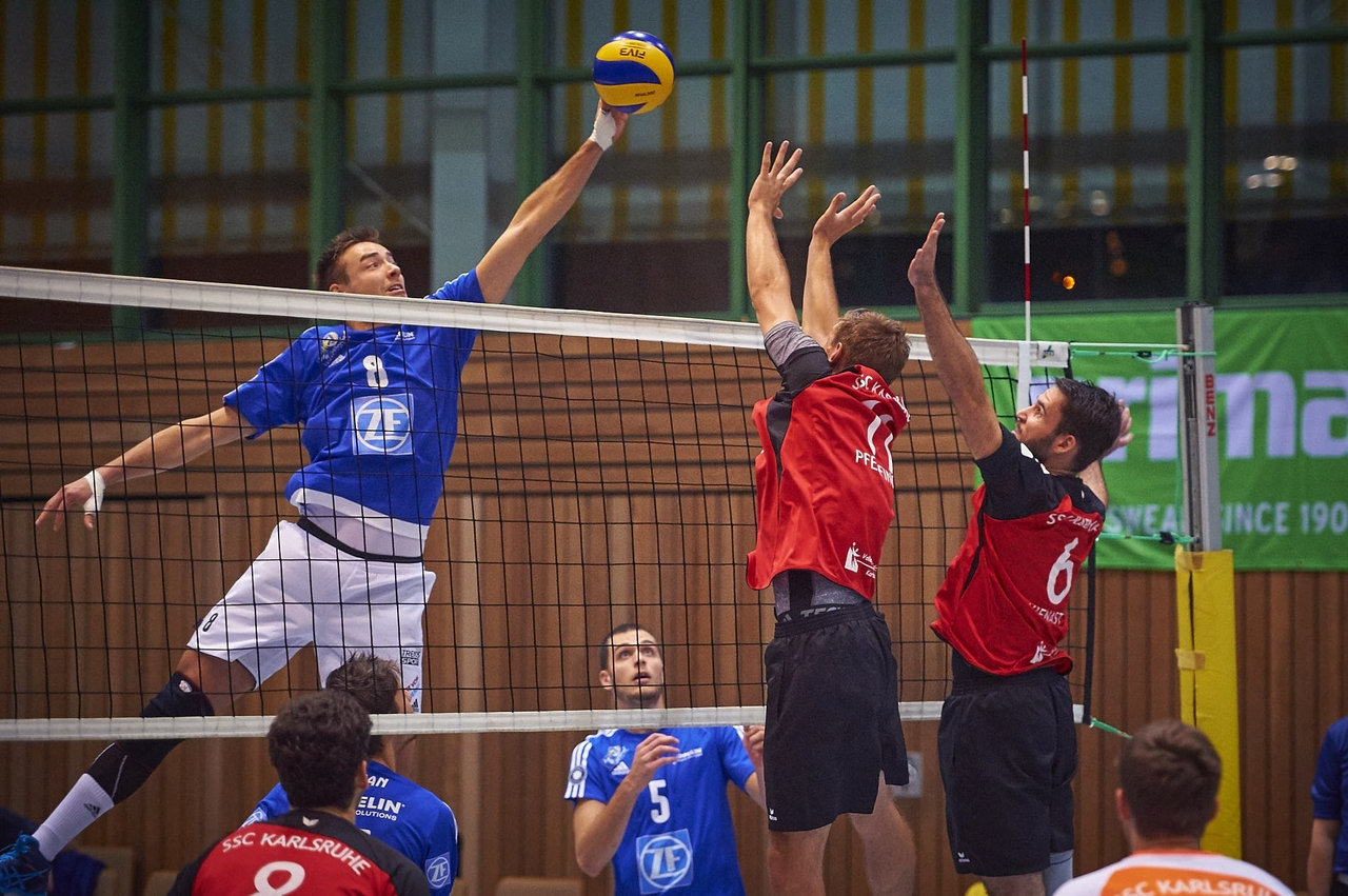 karlsruhe volleyball