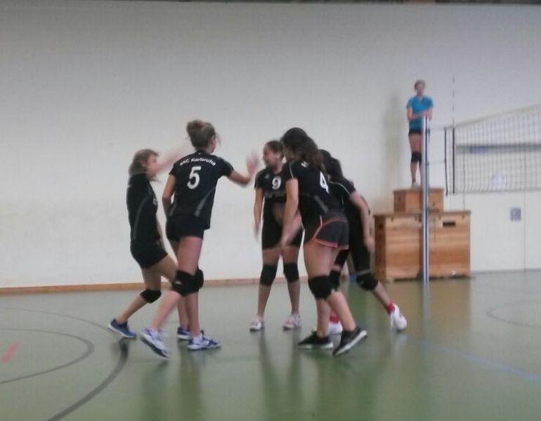 U18 Spieltag Leimen 1