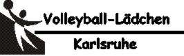 Volleyball-Lädchen Karlsruhe Logo