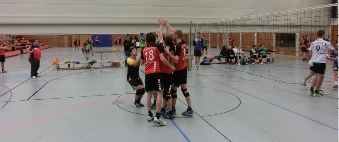 Bezirkspokal Halbfinale 1